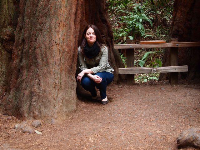 Me at Muir Woods