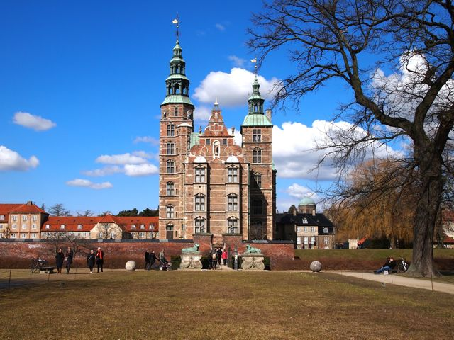 Click to see this image of Rosenborg Castle in Copenhagen!