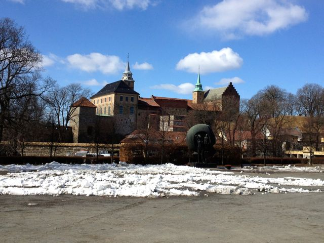 Click to see this image of Akershus Fortress!