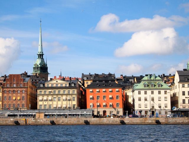 Click to see this image of Gamla Stan in Stockholm!