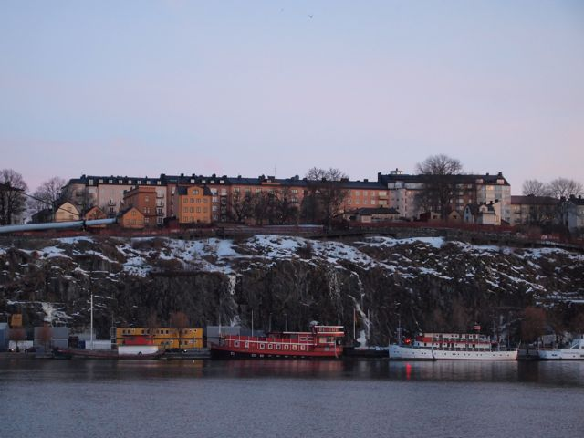 Click to see this image of Södermalm in Stockholm!