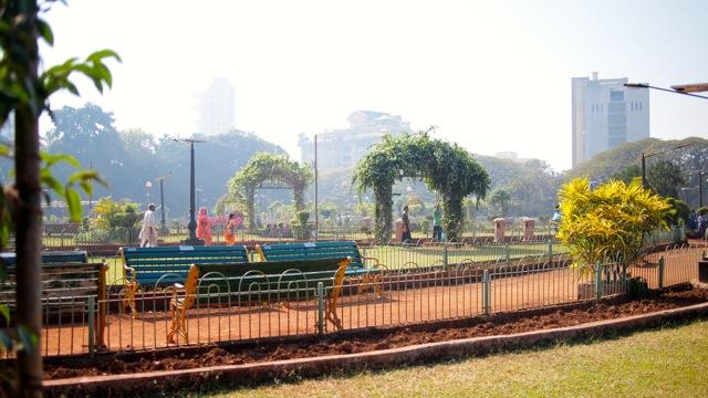 Mumbai Hanging Gardens