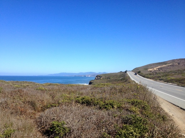 Highway 1 to Pescadero