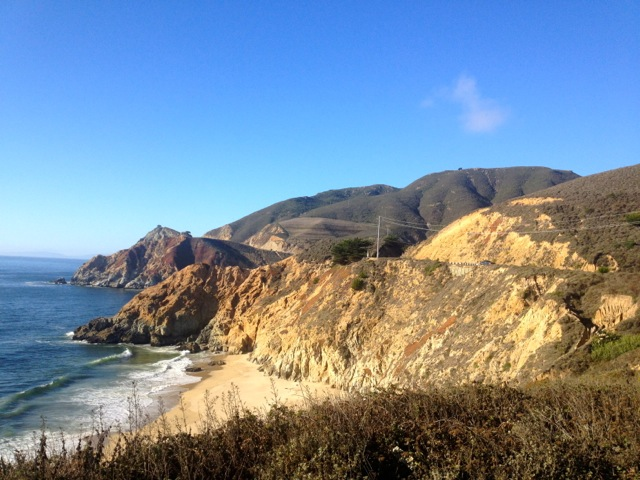 Highway 1 to San Francisco