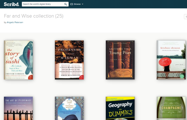 Far & Wise Scribd Collection