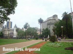 Buenos Dias, Buenos Aires!