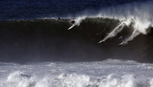 What Surfing Mavericks Can Teach You About Conquering Your Fears