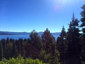 A Summer Weekend in Tahoe