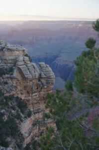 A Grand Canyon Sunset at Mather Point