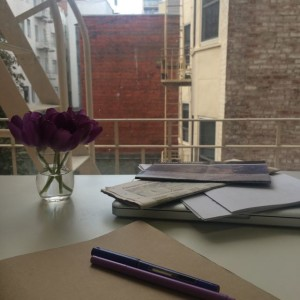 Three Handwritten Morning Pages