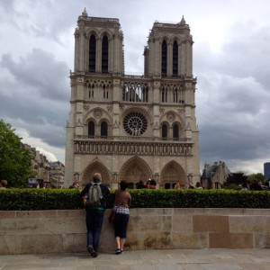 Scenes from a Trip to Paris
