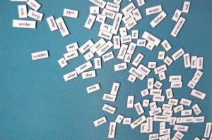 Word Harvesting