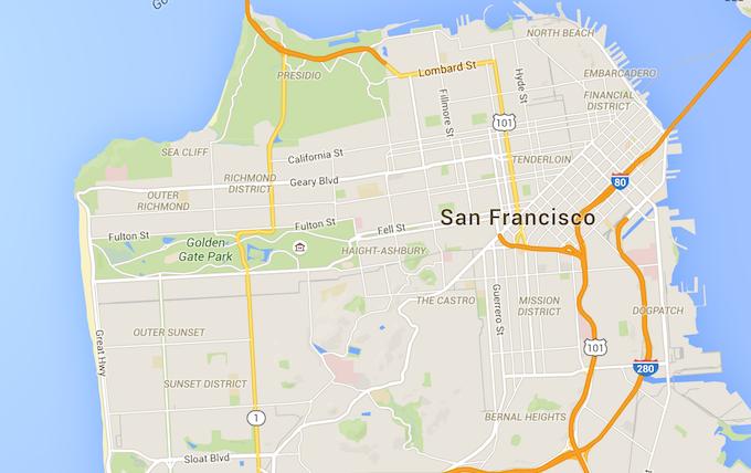 Custom Google Maps for Travel