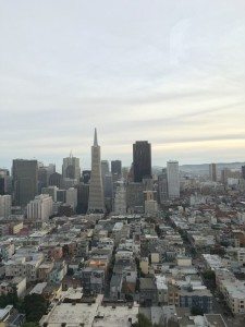 Playing Tourist at Home in San Francisco