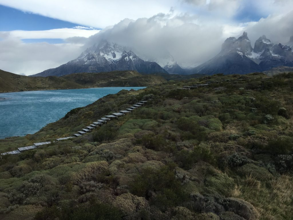 View from Explora Patagonia