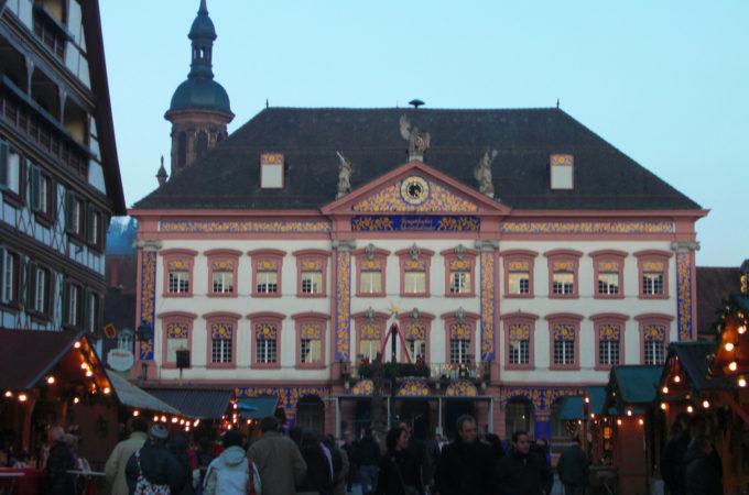 Gegenbach Town Hall